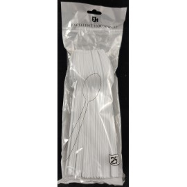 Excelent Houseware lepels, plastic (25)
