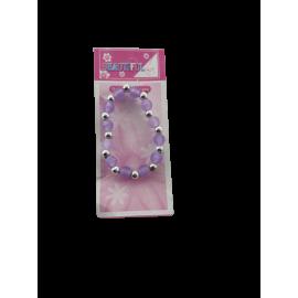 Armbandje parels (per 24 stuks)