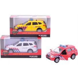 Super Cars 1-1-2 met licht en geluid