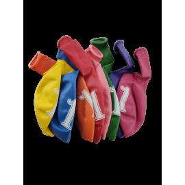 Cijferballons 1