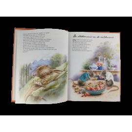 De mooiste fabels van Jean de la Fontaine; prenten en verhalenboek