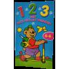 1 2 3 met onze vrolijke vrienden; spelletjesboek (per 6 st)