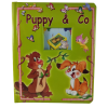 Puppy en Co venster karton boek