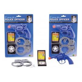 Politie speelset 4dlg