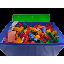 CoKaDo bouwstenen box 535 stuks formaat K2 middelgroot