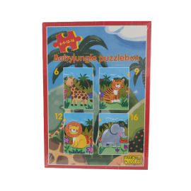 Babyjungle puzzlebox