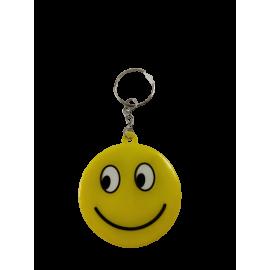 Sleutelhanger Lachend gezichtje (per 24 st)Nog 2 x!