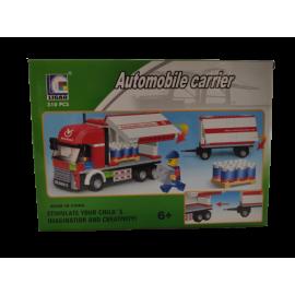 Ligao Transport Truck vrachtwagencombinatie met lading