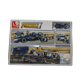 Sluban  Racewagen M38-B0351