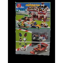 Sluban Formula Car  F1 Grand Prix; 457pcs M38-B5500