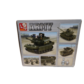 Sluban Army Tank 312pcs M38-B6500
