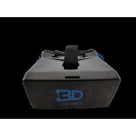 3D Viewer voor smartphone De Luxe Zwart