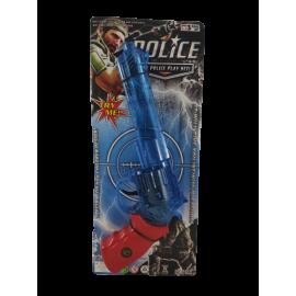 Ratelgeweer politie (per 4 st.)