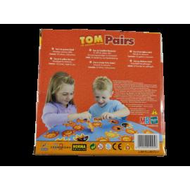MB spellen Tom the Greatest Friend Domino, Pairs, Lotto (per 3)