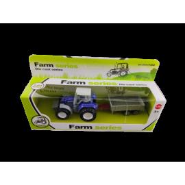 Tractor Farm Series met aanhanger