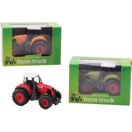 Tractor Farm Masters Truck met pull-back
