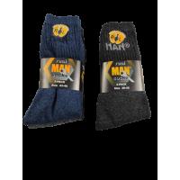 """Werksokken """"Man""""; real MAN socks à 3 paar"""