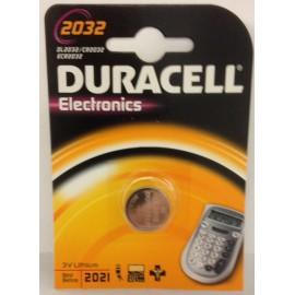 Duracell batterijen knoopcel 2032