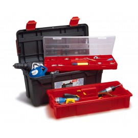 Tayg toolbox zwart Nº 36 580x285x290mm.