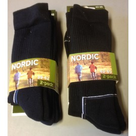 Nordic walking socks